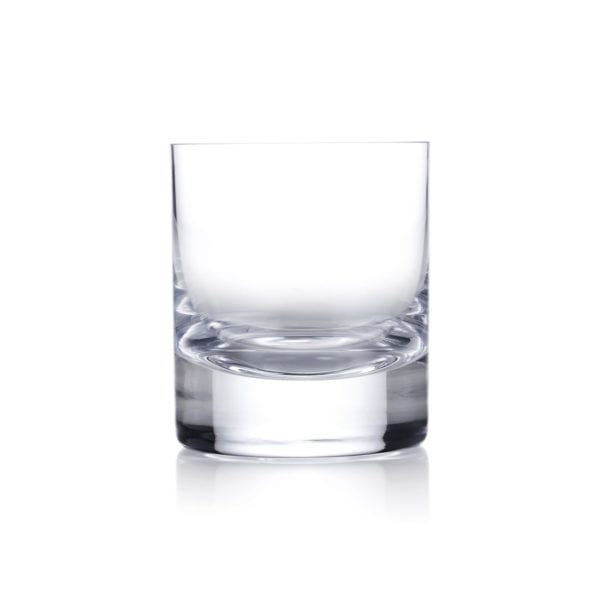 Moser Whisky Double Old Fashioned Clear