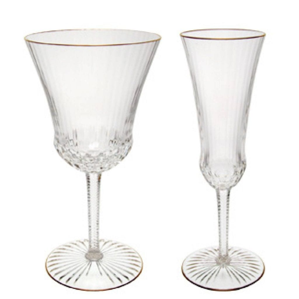 Baccarat harmonie double old fashioned 48