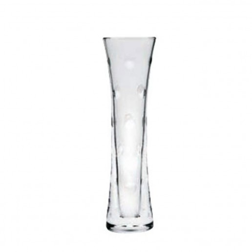 Saint-Louis Crystal Bubbles Small Bud Vase