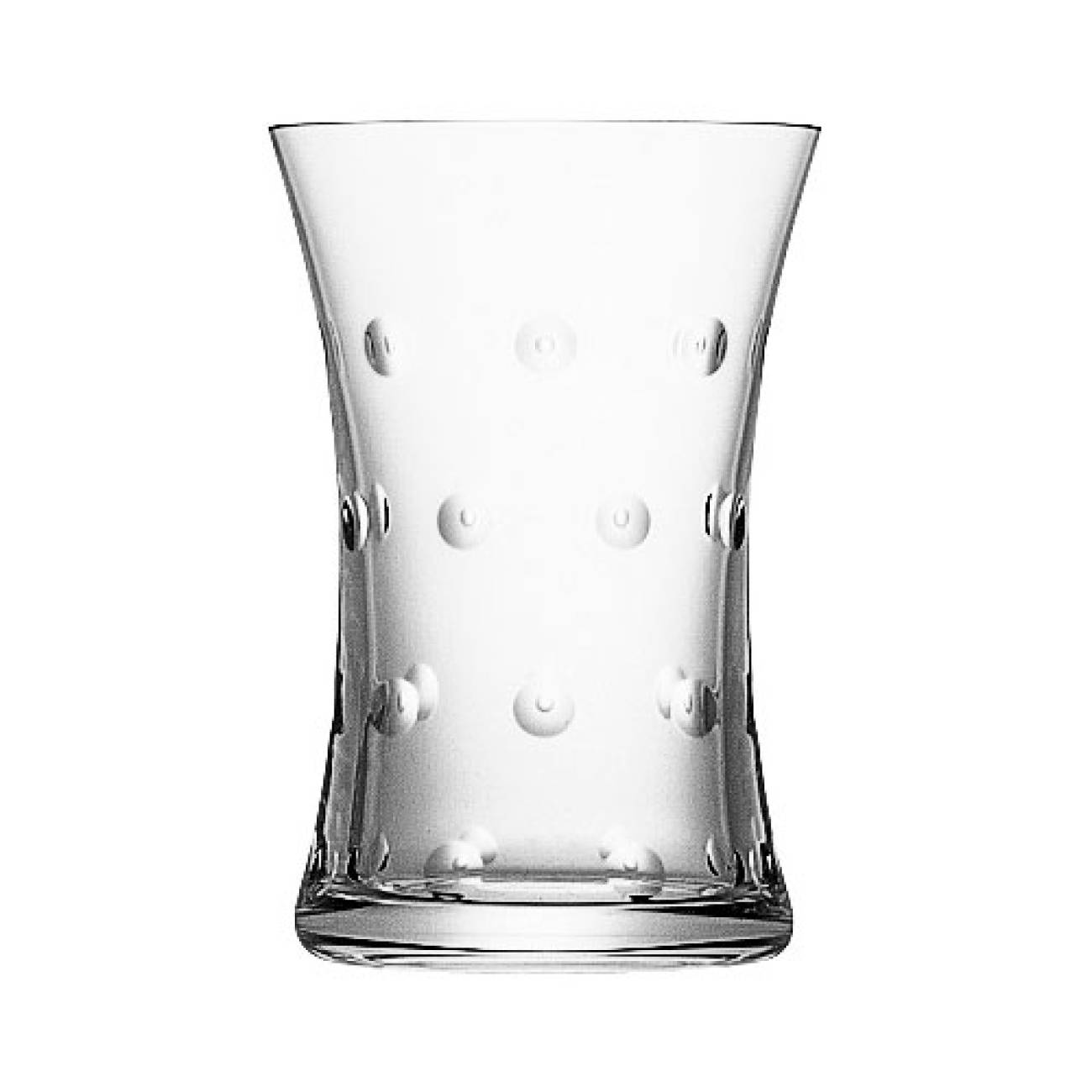 Saint-Louis Crystal Bubbles Large Highball, Clear
