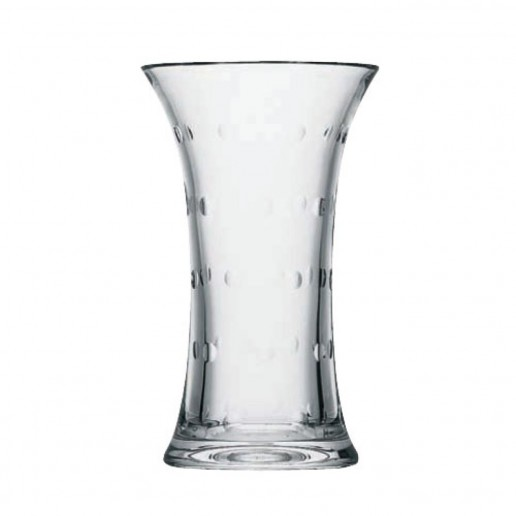Saint-Louis Crystal Bubbles Vase