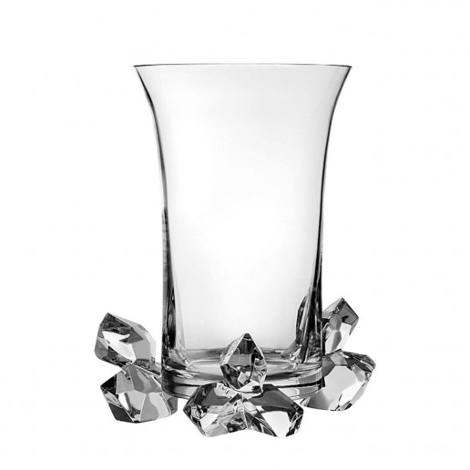 Saint-Louis Crystal Excess Vase/Hurricane
