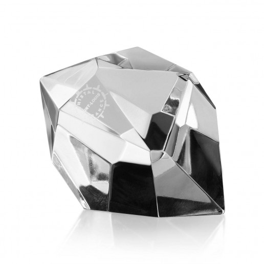 Saint-Louis Crystal Excess Small Paperweight