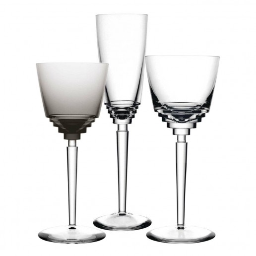 Saint-Louis Crystal Oxymore Collection