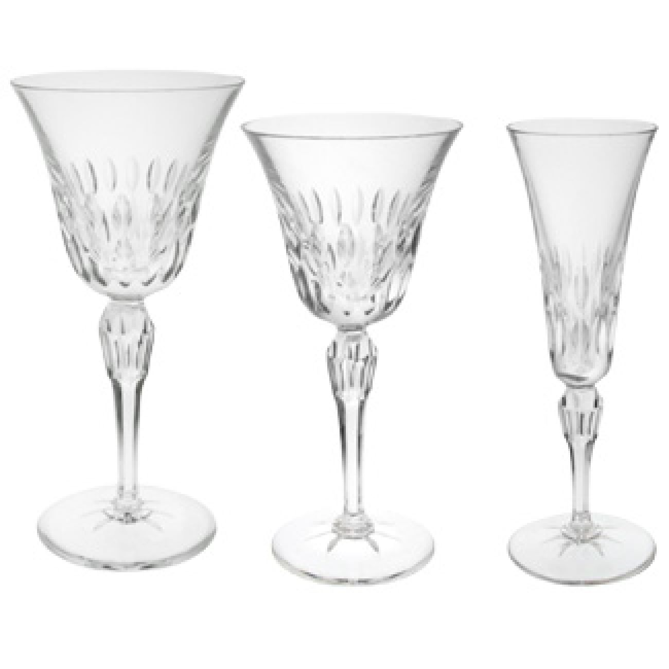 Saint-Louis Crystal Stella Collection