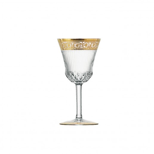 Saint-Louis Crystal Thistle Gold Collection