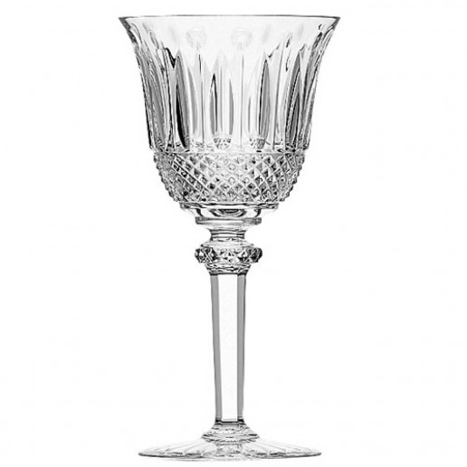 Saint-Louis Crystal Tommy Wine Glass, Clear