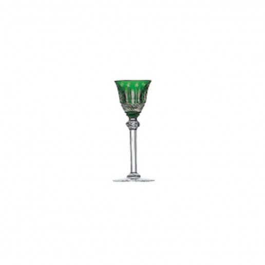 Saint-Louis Crystal Tommy Cordial, Green