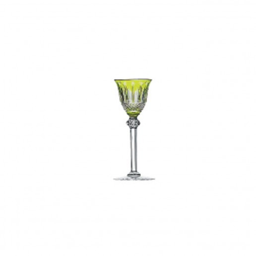Saint-Louis Crystal Tommy Cordial, Chartreuse