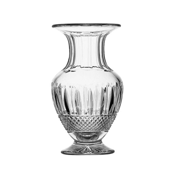 Saint-Louis Crystal Tommy Clear Vase