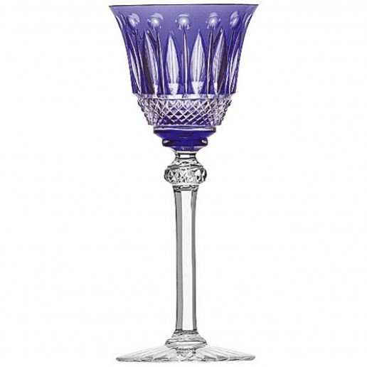 Saint-Louis Crystal Tommy Hock, Violet