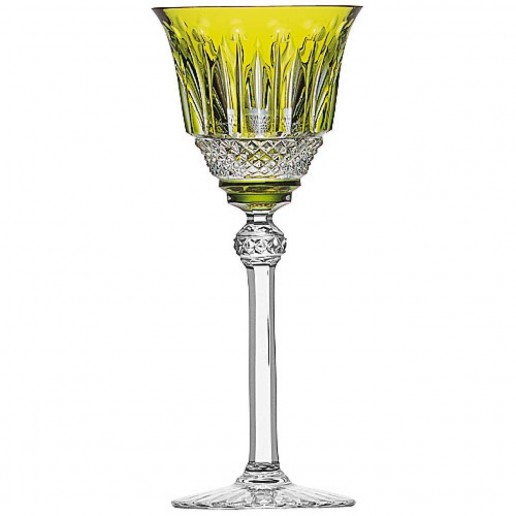 Saint-Louis Crystal Tommy Hock, Chartreuse