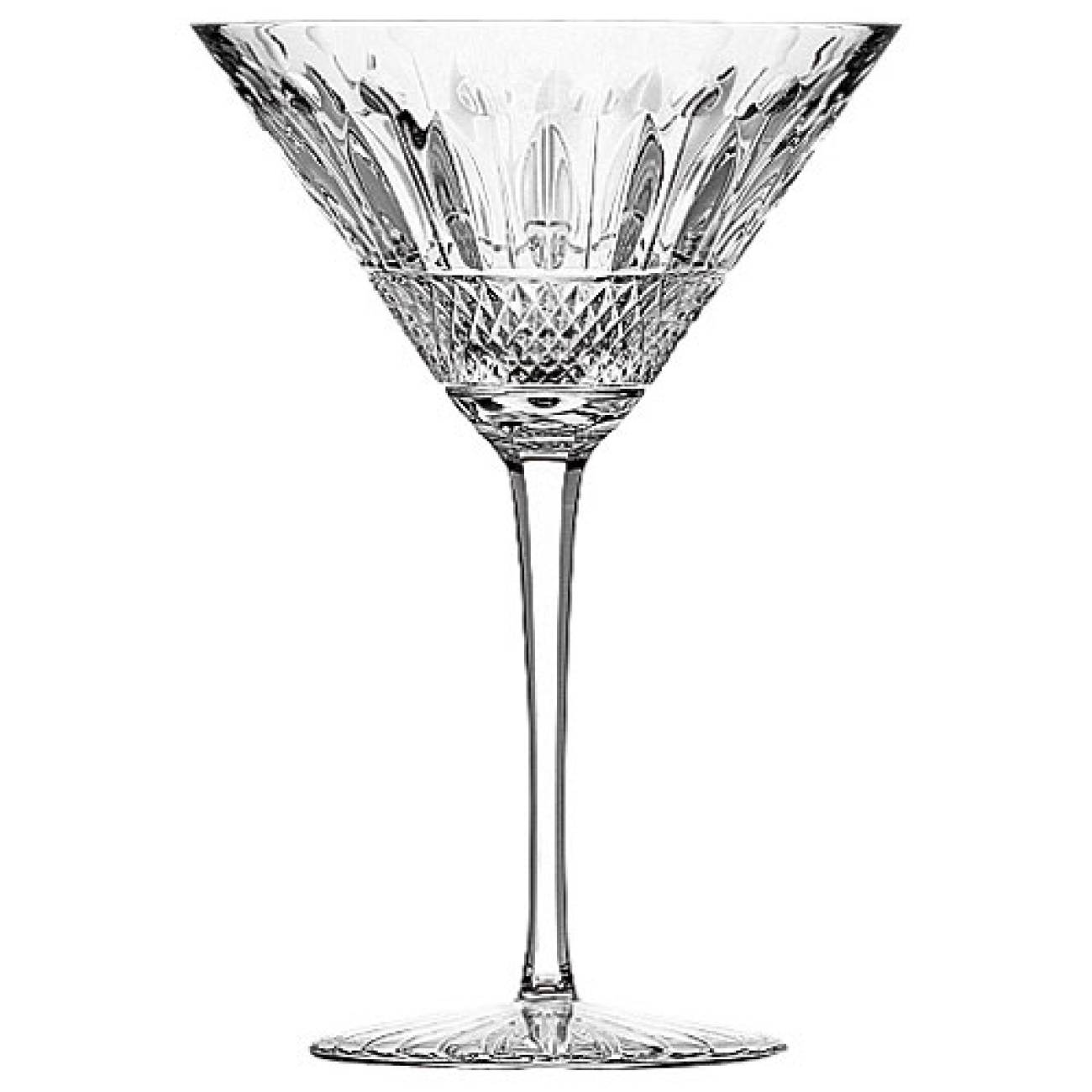 Saint-Louis Crystal Tommy Martini, Clear
