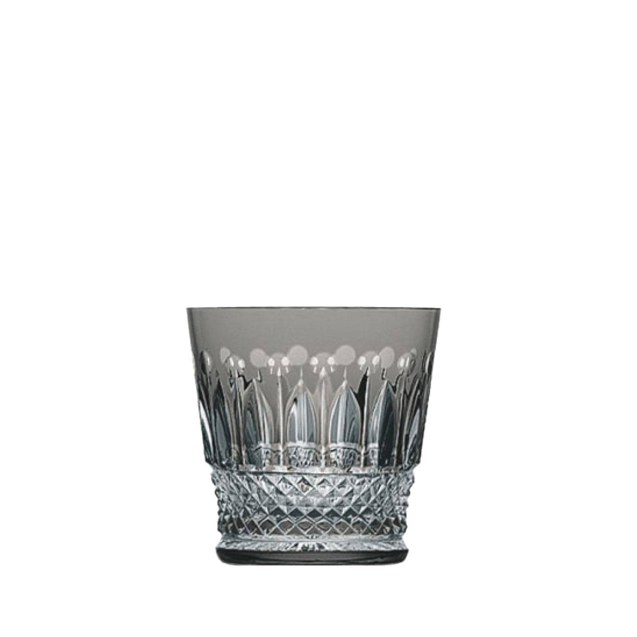 Saint-Louis Crystal Tommy Old Fashioned, Flannel Grey