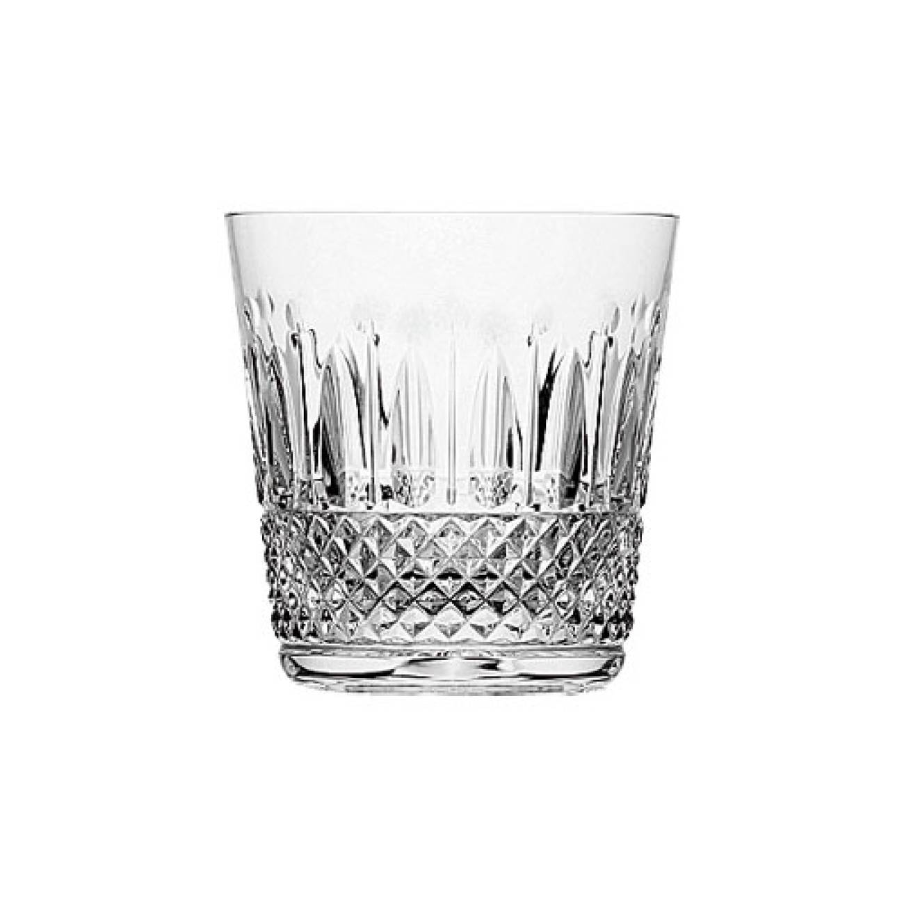 Saint-Louis Crystal Tommy Old Fashioned, Clear