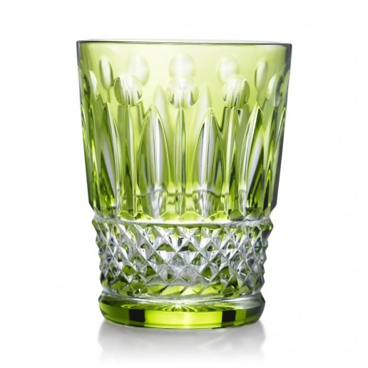 Saint-Louis Crystal Tommy Shot Glass, Chartreuse