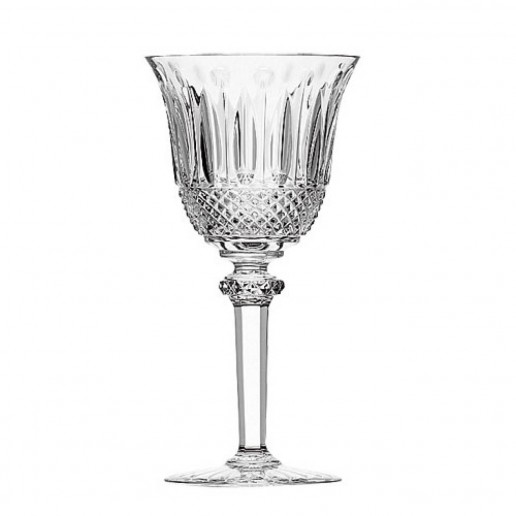Saint-Louis Crystal Tommy Tall Sherry, Clear