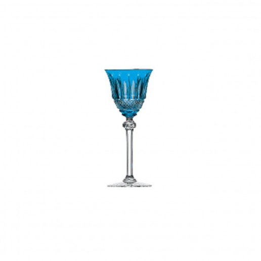 Saint-Louis Crystal Tommy Sherry, Sky Blue