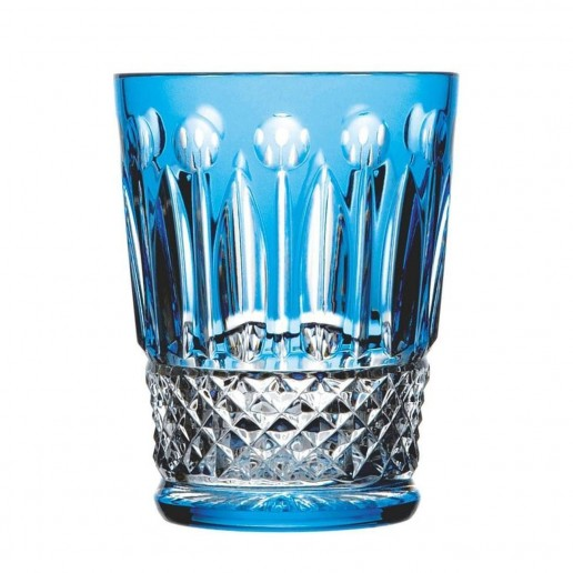 Saint-Louis Crystal Tommy Shot Glass, Sky Blue