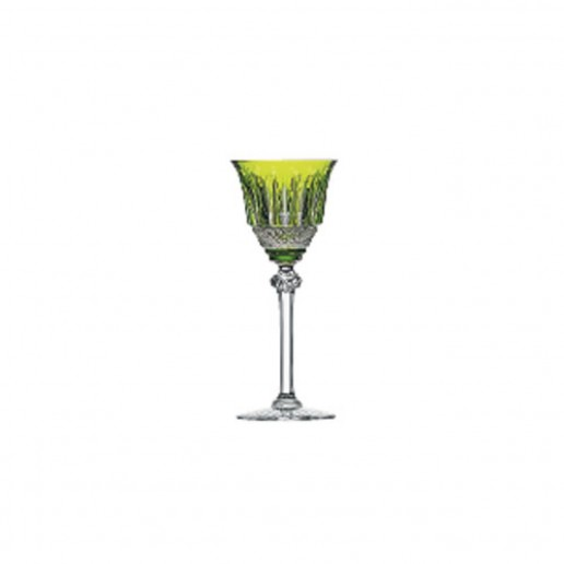 Saint-Louis Crystal Tommy Chartreuse Sherry