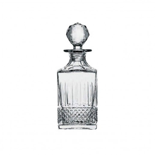 Saint-Louis Crystal Tommy Square Whisky Decanter