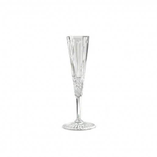 Saint-Louis Crystal Tommy Vodka Flute, Clear