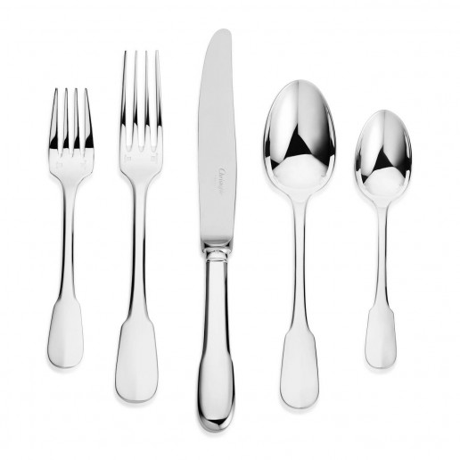 Christofle Cluny Silver Plated Collection