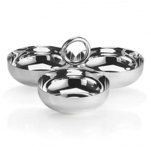 Christofle Vertigo Silver Plated