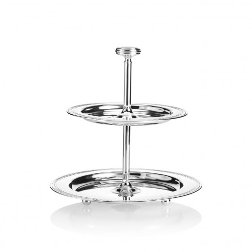 Michael C. Fina  Medici Two Tiered Pastry Stand