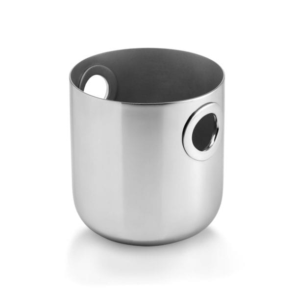 Christofle Oh De Christofle Stainless Steel Ice Bucket