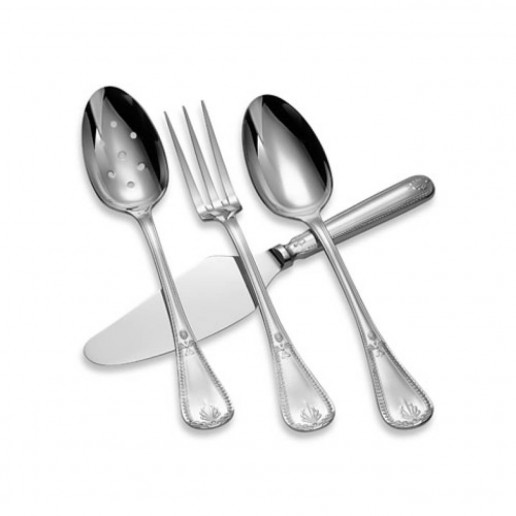 Couzon Consul Stainless Steel Four Piece Serving Set