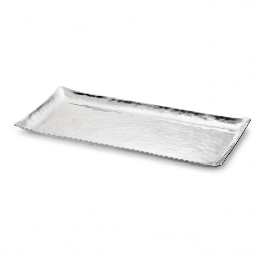 Mary Jurek Design Aurora Stainless Steel Small Rectangular Tray