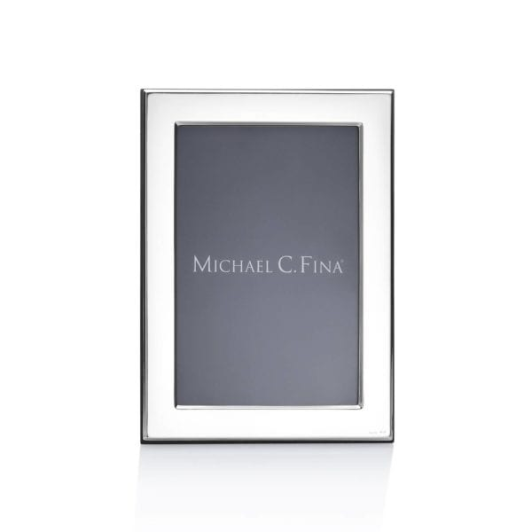 Michael  C. Fina Greenwich Sterling Silver Frame 4x6