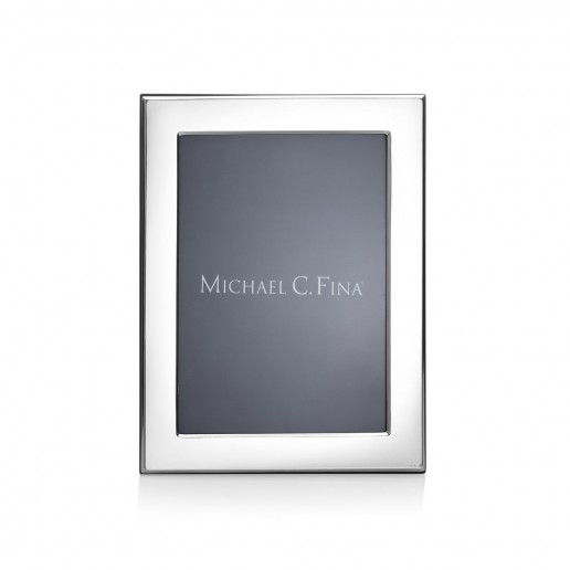 Michael  C. Fina Greenwich Sterling Silver Frame 5x7