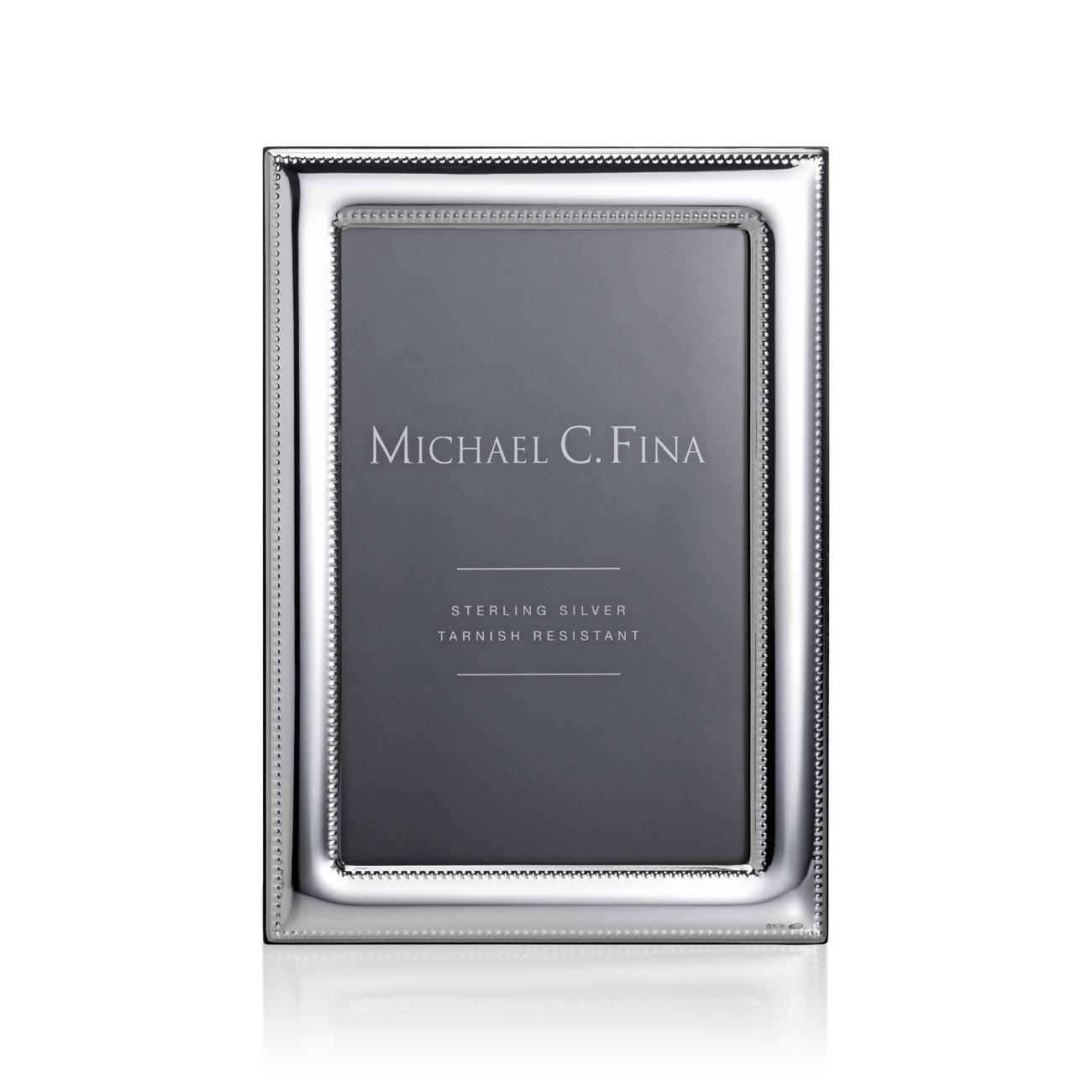 Michael C. Fina  Lexington Sterling Silver Frame 4x6