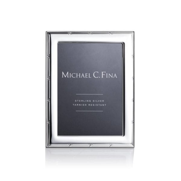 Michael C. Fina Madison Sterling Silver Frame 5x7