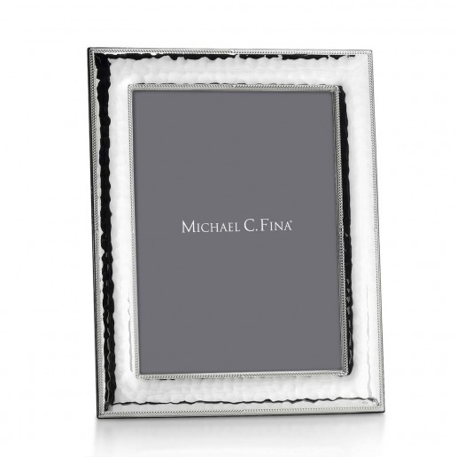 Michael C. Fina  Tribecca Sterling Silver Frame 4x6