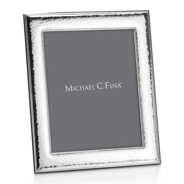 Michael C. Fina  Tribecca Sterling Silver Frame