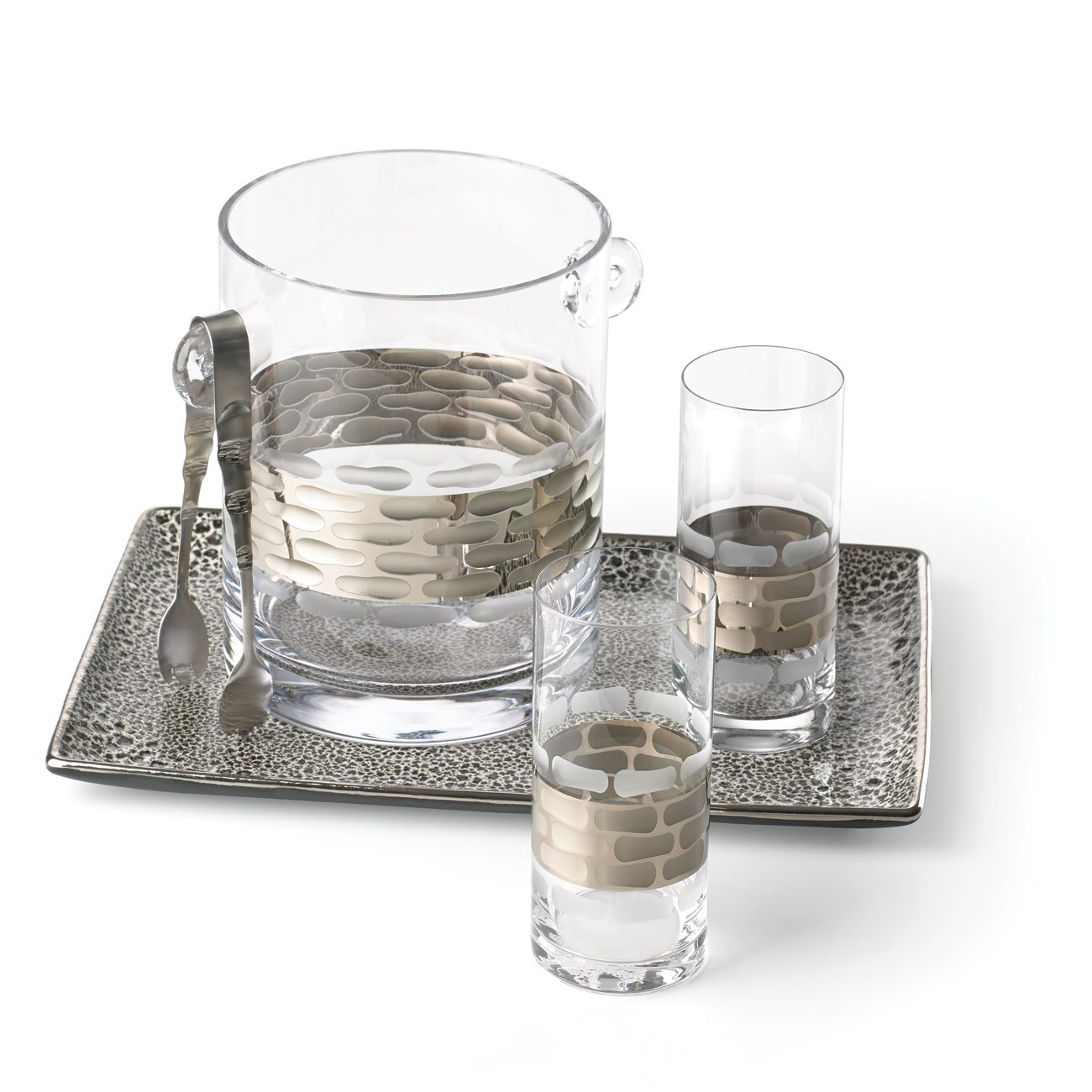 Michael Wainwright Truro Platinum Barware Collection