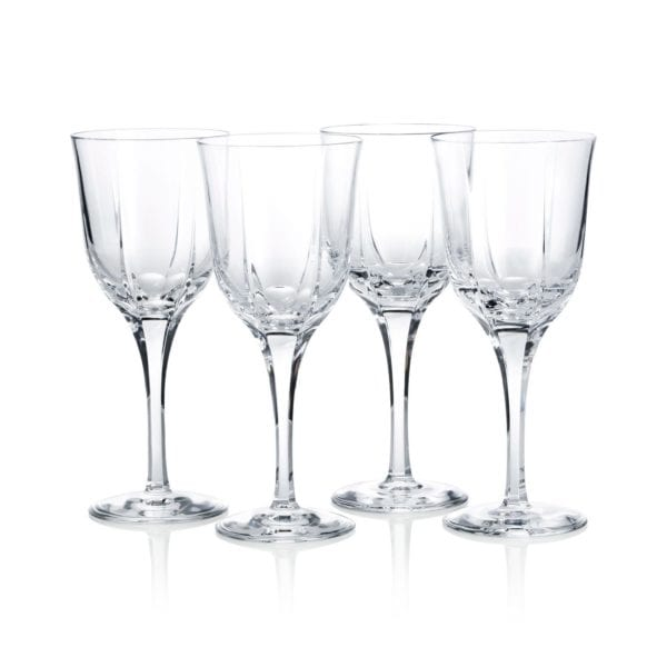 Vista Alegre Lyric Red Wine Goblet, Set of 4