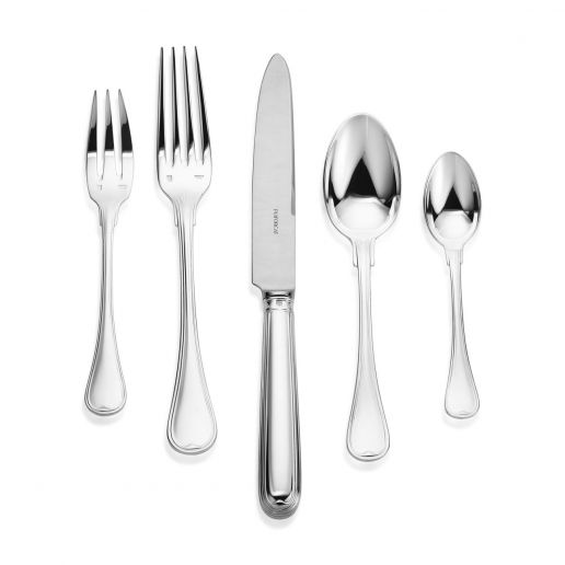 Puiforcat Consulat Silver Plated Flatware Collection