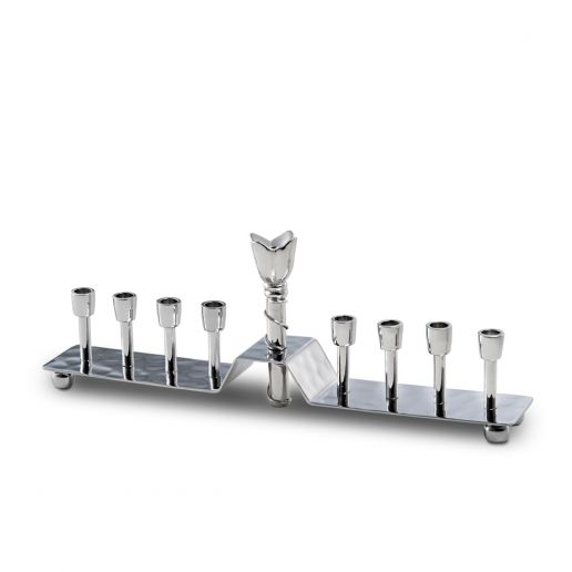 Mary Jurek Design Muriel Flower Menorah
