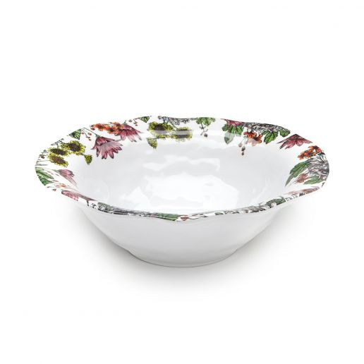 Q Squared Knoll Gardens Serving Bowl 12