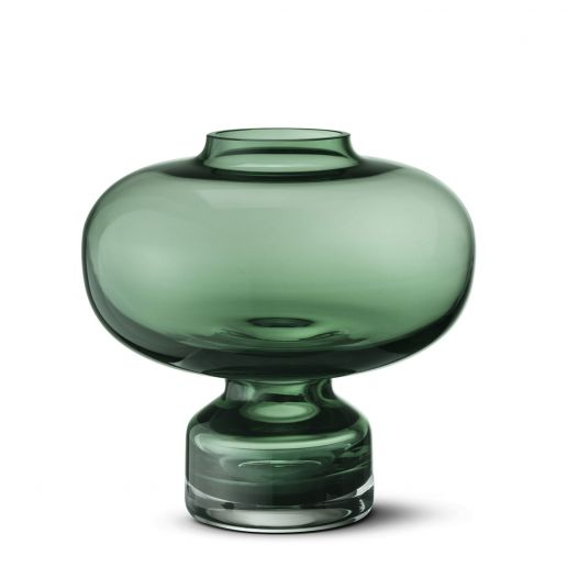 Georg Jensen Alfredo Small Glass Vase