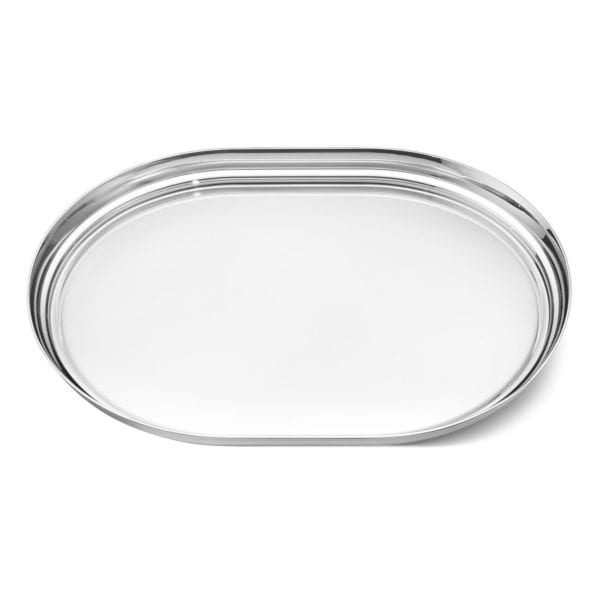Georg Jensen Stainless Steel Manhattan Tray