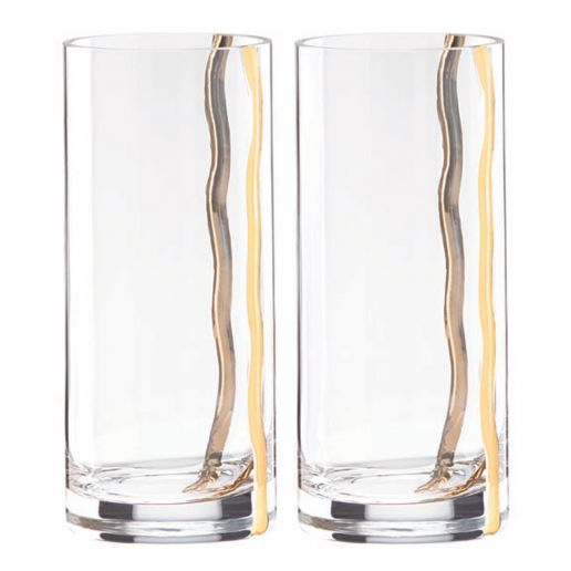 Michael Wainwright Mezza Highball, Set of 2