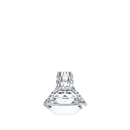Saint-Louis Crystal Folia Small Candlestick