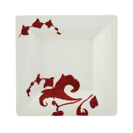 Gien Garance Large Square Candy Tray