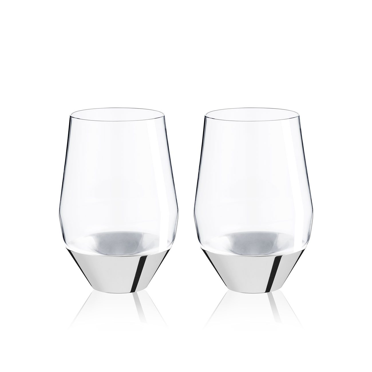 Puiforcat Orfevre-Sommelier Red Wine Glass, Set of 2