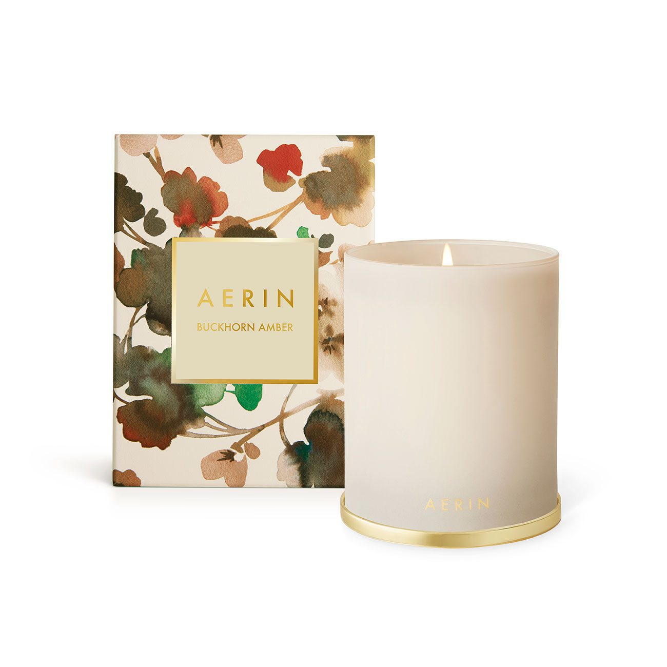 Aerin Scented Candle Collections Buckhorn Amber